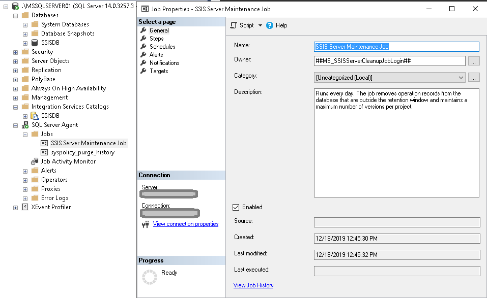 ssis-cleanup